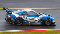 KCMG Nissan GT-R Nismo GT3 (°TKPhotography°) Tags: kcmg nissan gtr nismo gt3 blancpain total 24h spa racing racecar 2019 canon panning 7d flickr awesome