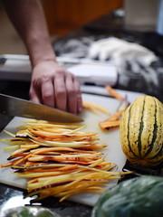 Autumn Meal (joynerplanemaker) Tags: food dinner vegetable squash autumn meal
