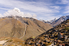 Pangboche to Pheriche (Stan Adam) Tags: trek passes nepalthree nepal everest everestthreepassestrek
