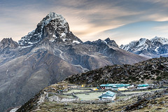 Ama Dablam BC (Stan Adam) Tags: trek passes nepalthree nepal everest everestthreepassestrek