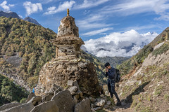 Tengboche to Ama Dablam BC (Stan Adam) Tags: trek passes nepalthree nepal everest everestthreepassestrek