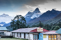 Tengboche (Stan Adam) Tags: trek passes nepalthree nepal everest everestthreepassestrek