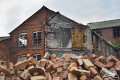 Fire Aftermath, Greatrex House, Walsall 06/07/2019 (Gary S. Crutchley) Tags: greatrex house leather industry walsall fire blaze arson uk great britain england united kingdom urban town townscape walsallflickr walsallweb black country blackcountry staffordshire staffs west midlands westmidlands nikon d800 history heritage local travel street long exposure slow shutter raw