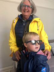 Ritsa and Ezra (RobW_) Tags: ritsa ezra walkers themumbles swansea wales sunday 20oct2019 october 2019