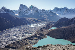 View from Gokyo Ri 5483 m (Stan Adam) Tags: trek passes nepalthree nepal everest everestthreepassestrek