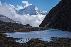 Gokyo 2nd Lake (Stan Adam) Tags: trek passes nepalthree nepal everest everestthreepassestrek