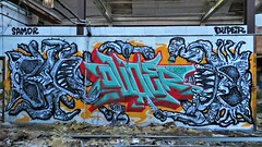 Duper & Samor / FNO - 30 okt 2019 (Ferdinand 'Ferre' Feys) Tags: gent ghent gand belgium belgique belgië streetart artdelarue graffitiart graffiti graff urbanart urbanarte arteurbano ferdinandfeys