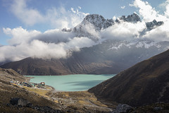 Gokyo Lake (Stan Adam) Tags: trek passes nepalthree nepal everest everestthreepassestrek