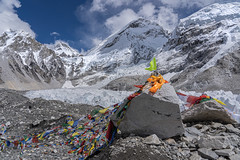 Everest Base Camp 5364 m (Stan Adam) Tags: trek passes nepalthree nepal everest everestthreepassestrek