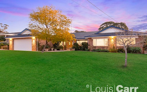 4 Carolyn Av, Carlingford NSW 2118