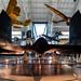 SR-71 Blackbird rear view