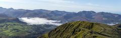 Fells (l4ts) Tags: landscape cumbria lakedistrict northwesternfells westernfells blencathra derwentwater mist panorama knowecrags keswick