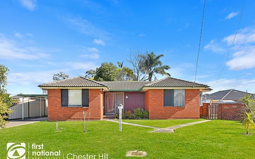 4 Avonlea Cr, Bass Hill NSW 2197