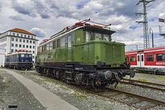 E44 001 | DB Museum Nürnberg (Felipe Radrigán) Tags: tren ferrocarril bahn railroad railway train db locomotive locomotora museo museum e44 44 44001 nürnberg bayern alemania germany deutschland
