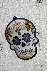 The Day of the Dead (De Rode Olifant) Tags: marjansmeijsters thedayofthedead skull halloween japan