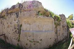 1130 Sicile Juillet 2019 - Palazzolo Acreide, Tempio di Afrodite, Temple d'Aphrodite (paspog) Tags: palazzoloacreide tempiodiafrodite templedaphrodite sicile sicily sicilia juli july 2019