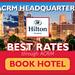 ACRM Headquarters Hotel: HILTON ATLANTA