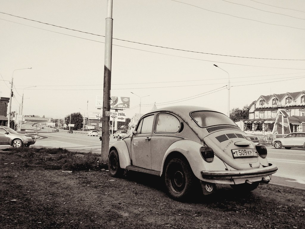 фото: Volkswagen Beetle