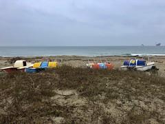 iph8011 (gzammarchi) Tags: italia paesaggio natura mare ravenna lidoadriano barca moscone pedalo