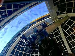 Griffith Park Observatory Telescope (tmrae) Tags: la lalaland losangeles griffithpark griffithparkobservatory telescope zeiss