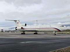 RA-85041 Geneva (Кевін Бієтри) Tags: tupolev154geneva tupolev154 ra85041