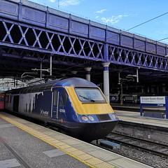 43164 Glasgow Queen Street (finnyus) Tags: 43164 scotrail hst glasgowqueenstreet
