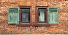 Fenster (wernerfunk) Tags: windows backstein gebäude hessen architektur