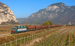 E405 030 (maurizio messa) Tags: trentinoaltoadige e405 mau bahn ferrovia freighttrain fret cargo guterzuge treni trains railway railroad nikond7100 eu11 adtranz