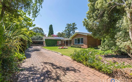 4 Butler Place, Campbell ACT 2612