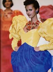 Ungaro Haute Couture S/S 1995 (barbiescanner) Tags: ungaro vintage retro fashion vintagefashion 90s 90sfashions 1990s 1990sfashions 1995 hautecouture runway retrorunway collezioni annagetaneh