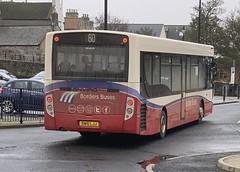 Borders Buses 11502 SN15 LJJ (01/11/2019) (CYule Buses) Tags: service60 bordersbuses wcm westcoastmotors enviro300 alexanderdennis alexanderdennisenviro300 sn15ljj 11502