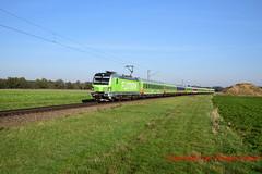 "Rpool 193 990-9 ""Flixtrain"" (Phil.Kn.) Tags: siemens vectron 193 railpool rpool flixtrain flx natobahn windheim eisenbahn"