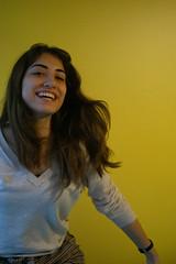 Yaren 2/5 (efeardic) Tags: portrait sony 6000 yellow woman girl canon fd lens