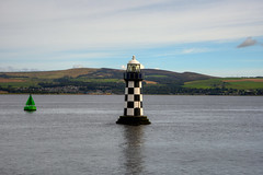 PERCH LOW LIGHTHOUSE, PORT GLASGOW, INVERCLYDE, SCOTLAND. (ZACERIN) Tags: perch high lighthouse low port glasgow lighthouses christopher paul photography zacerin history outdoors scotland inverclyde clyde river architecture scottish lighouses perchhighlighthouse perchlowlighthouse portglasgow portglasgowlighthouses christopherpaulphotography lighthousehistory clyderiver scottishlighouses