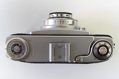 Dacora Dignette (pho-Tony) Tags: photosofcameras dacoradignette dignar 45mm f35 35mm film german germany ilford sportsman compact vario