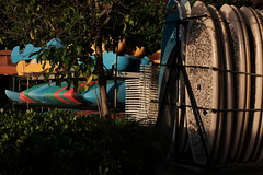 DSCF3767 (jhnmccrmck) Tags: hawaii honolulu waikiki fujifilm fujifilmxt1 xt1 xf1855mm classicchrome shadows dusk