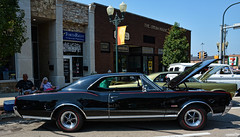 1967 Oldsmobile 442 (Chad Horwedel) Tags: 1967oldsmobile442 oldsmobile442 oldsmobile olds 442 classic car turningbacktime2019 sycamore illinois