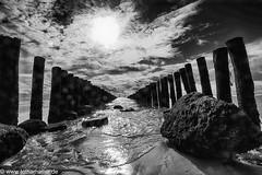 Netherland_Beach_PS (Lothar Heller) Tags: lotharheller zoutelande beach holland netherland niederlande sky strand