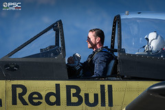 DFC_2591 (GLC Photo Press) Tags: pilot closeup helmet cockpit towel oeesa t28b trojan theflyingbulls lowi inn innsbruck flughafenfest2019 airport mountains alps mg 8179 138179 northamerican 200250 ba8179 nikon d850 nikondslr redbull