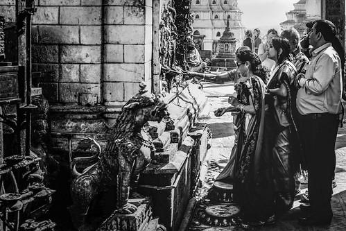 Swayambhunath  - Kathmandu