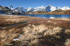 Lacs de Fenêtre (MB*photo) Tags: lacsdefenêtre suisse valferret randonnée valais wallis grandesjorasses alpes alps switzerland paysage landscape wwwifmbch firstsnow romandie montdollent