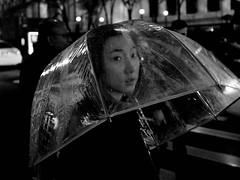 (tomschroder) Tags: street streetphotography rain blackandwhite newyorkcity