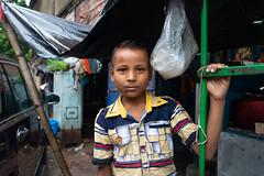 "(Karunyaraj) Tags: kolkatta ""coloursofkolkatta"" india potrait indian boy indianboy environmentpotrait rain monsoon westbengal urban bengal d610 nikon24120 cwc cwc742"