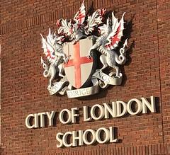 City of London School (Matt From London) Tags: cityoflondonschool crest heraldry