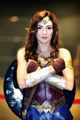 Wonder Woman (xian_budiman) Tags: wonderwoman dc comics comiccon cosplay girl superhero heroes nikon d750 portrait portraiture pretty game people face