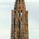 06d Башня Страсбургского собора 1399-1435 гг