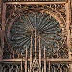06c Роза Страсбургского собора 1277-1316 гг