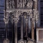 27 Никколо Пизано. Кафедра баптистерия в Пизе. 1260.