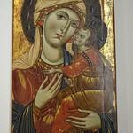 19 Джилио ди Пьетро Мадонна с младенцем Сиена, сер. XIII в