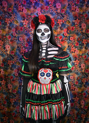 Day of The Dead (Peter Jennings 39 Million+ views) Tags: day the dead mexican auckland new zealand peter jennings nz halloween ygnacio beards